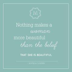 Sophia Loren quote
