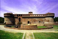 Imola - Rocca Sforzesca Cremona Emilia Romagna