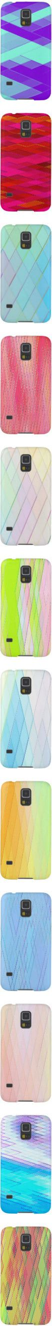#Samsung #Galaxy #S5 #Robert #S. #Lee #galaxyS5 #galaxyS4 #case #cover #skin #colours #art #artist #graphic #mobile #cellphone #men #women #ladies #kids #children #boys #girls #love #design #color   #customizable  Re-Created Vertices Galaxy S5 by robertsleeart on Polyvore featuring galaxy, Samsung, S5, women's fashion, accessories and tech accessories