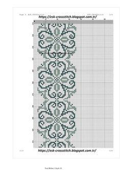 Cross Stitch Borders, Cross Stitch Patterns, Embroidery Patterns, Cross Stitch Embroidery, Cross Stitch Freebies, Palestinian Embroidery, Prayer Rug, Needlepoint Patterns, Sewing Art