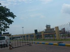 N'Djili International Airport / Kinshasa International Airport (FIH) en Kinshasa, Kinshasa City