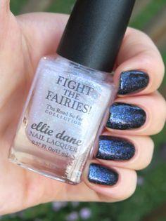 Fight the Fairies! - The Road So Far (Supernatural inspired nail polish) - 11ml (Full Size)