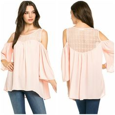 The Gia Top sizes S M L XL Beautiful rayon top, sizes S M L XL PRICE FIRM UNLESS BUNDLED LIKE US ON FACEBOOK SWEET-BB Boutique  Tops Blouses