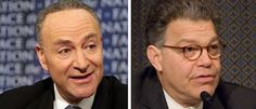 Sen. Al Franken,D-Minn., Sen. Charles Schumer, D-N.Y., and five other Democratic Party U.S. Senators sent a secret memorandum to former Internal Revenue Service Commissioner Doug Schulman in February 2012, to learns if his investigators planned to probe social welfare organizations that participated in political causes and issues-based campaigns.