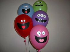 How to Throw a Monsters-themed Birthday Party - Party Planning   SmartParenting.com.ph