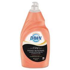 Dawn Ultra Hand Renewal Dishwashing Liquid PAG18004EA