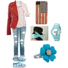LaChrista Yeager by lovebugemma64 on Polyvore featuring beauty, Case-Mate, Disney, maurices and Joe's Jeans