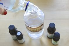 DIY toner for sensitive, acne-prone, dry, oily, ageing, or eczema skin (click photo for post) #bbloggers