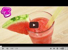 Wassermelone Slushy Eis