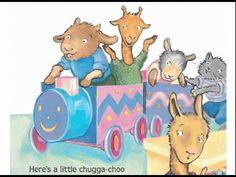 Llama Llama Misses Mama read by Anna Dewdney