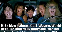 Surprising On Set Facts From Filming 'Wayne's World' Wayne's World, On Set, Need To Know, The Incredibles, Facts, Entertaining, Film, Reading, Cash Advance