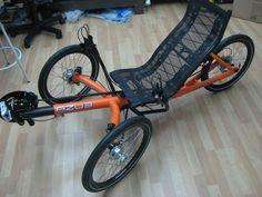 Trike Azub T-Tris plegable