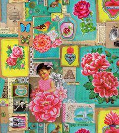Porewit | Papel de parede romântico | Padrões de papel de parede | Papel de parede dos anos 70