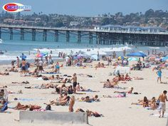 Life's a beach in San Diego!