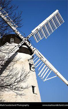 Fulwell Mill Sunderland England by Mark Sunderland, via Flickr