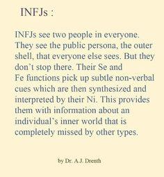 The INFJ Den
