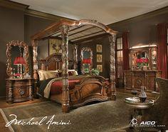 Villa Valencia Bedroom Collection