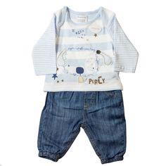 http://www.googababywear.com/baby-boys-c14/outfits-c26/babaluno-baby-percy-denim-jean-set-p387