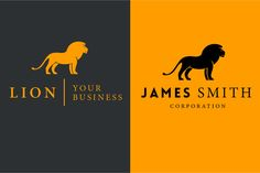 Check out Lion Logo Template by vatesdesign on Creative Market
