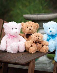 Brumble Bear Münstermann sticken & drucken