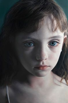 Hyperreal Style of Gottfried Helnwein Artist: Gottfried Helnwein, oil and acrylic on canvas {contemporary realism beautiful female head girl face photorealism portrait painting Helnwein Helnwein is a surname. Notable people with the surname include: Watercolor Portrait Painting, Portrait Art, Watercolor Trees, Portrait Paintings, Indian Paintings, Watercolor Landscape, Abstract Paintings, Ludwig Meidner, Gottfried Helnwein