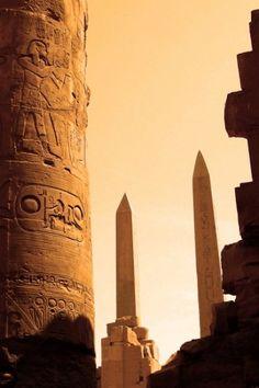Egyptian obelisk ... Egypt