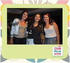 Fotografado por: Jéssica Teixeira. Liliana Nakakogue e as irmãs Luciana Silva e Mariana Machado.