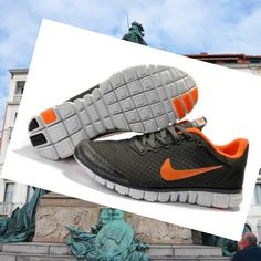 finest selection d5862 be99c Nike Free 3.0 V2 Scarpe Donna Nero Arancione,HOT SALE!