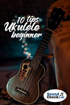 Don't let your Ukulele go to waste! Check out these tips and techniques for beginners on how to play the ukulele. Guitar Reviews, Sound Music, Digital Piano, Acoustic Guitar, Ukulele, Musical Instruments, Guitars, Musicals, Electric