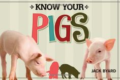 "This small-format book is a show-and-tell packed with photos and facts about over 20 different types of pigs--even a breed with curly hair! ""Know Your Pigs,"" by Jack Byard"