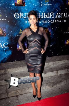 Halle Berry Need I say more