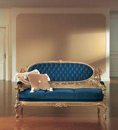 Chaise Longue Barok Meubels Trendy