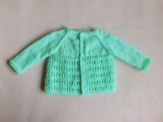 marianna's lazy daisy days: Jasmine Baby Jacket