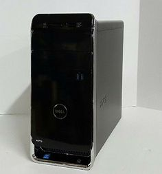Dell XPS 8700 Desktop PC with Intel Core i7 and Windows 10 - Black