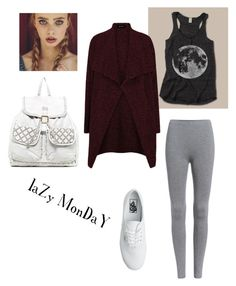"""""""Chillout"""" by neverfadingbeauty on Polyvore featuring Vans and T-shirt & Jeans"""