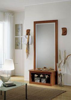 Klasszikus előszobafal - www.montegrappamoblili.hu Oversized Mirror, Hall Design, Tenerife, Furniture, Home Decor, Spring, Decoration Home, Room Decor, Teneriffe