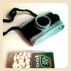 Camera crochet