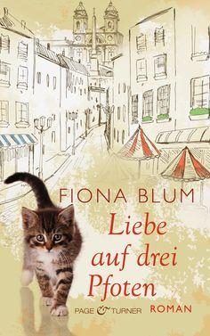 Katis-Buecherwelt: [REZENSION] Liebe auf drei Pfoten ~ Fiona Blum