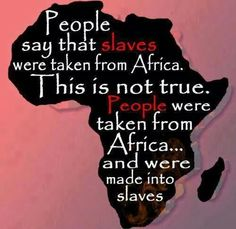 People/ slaves