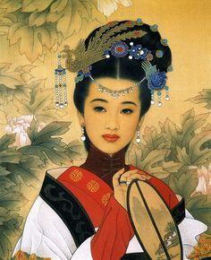 Zhao Guo Jing art