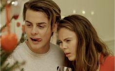 Chris and Eva