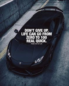 Dont give up..