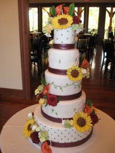 Jessica's Autumn Wonder by Signature Cakes of Nashville
