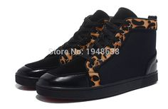 christian louboutin replica shoes high quality AAA leather shoes men shoes women casual shoes red bottom rivets flats shoes price 82 dollars european size with dust bag and shoebox Fashion Heels, Fashion Boots, Mens Fashion, Milan Fashion, Runway Fashion, Fashion Trends, Christian Louboutin Store, Trendy Mens Shoes, Red Bottom Shoes
