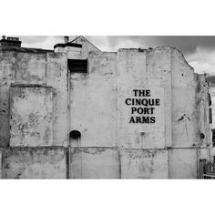 The cinque Port arms #Dover #uk #blackandwhite #photography #photooftheday