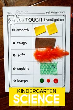 Little science thinkers is a kindergarten science curriculum that provides you with scripted lesson plans science experiments read aloud books powerpoints and activities to engage and excite your students scienceactivities kindergarten Kindergarten Science Experiments, Science Lesson Plans, Kindergarten Lesson Plans, Science Curriculum, Preschool Learning Activities, Homeschool Kindergarten, Preschool Lessons, Science Lessons, Kindergarten Graduation