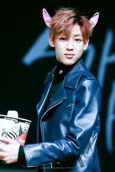 BAMBAM  :3 He's so adorable with these ears :o3