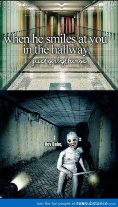 Bahaha creepiest shit