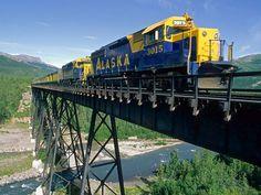 Denali Alaska Railroad