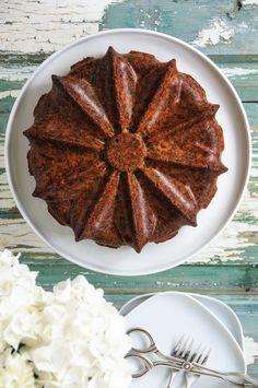 Chocolate sponge cake with Baileys